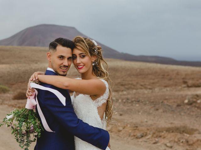 La boda de Víctor y Marta en La Oliva, Las Palmas 40