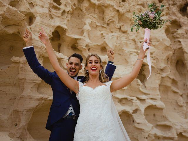 La boda de Víctor y Marta en La Oliva, Las Palmas 47