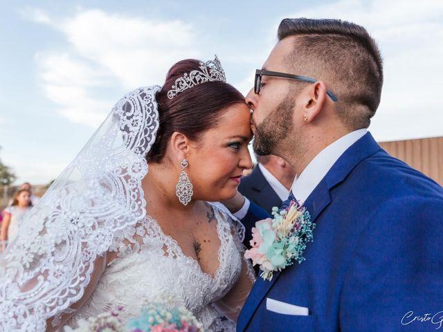 La boda de Juanjo y Vero en Jerez De La Frontera, Cádiz 4