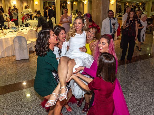 La boda de Iván y María en Alginet, Valencia 56