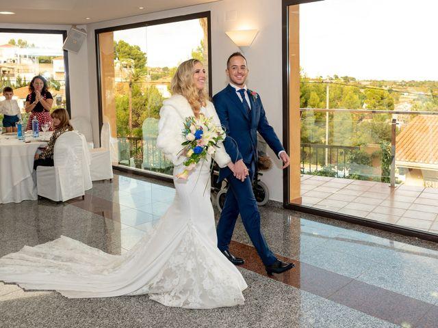 La boda de Iván y María en Alginet, Valencia 44