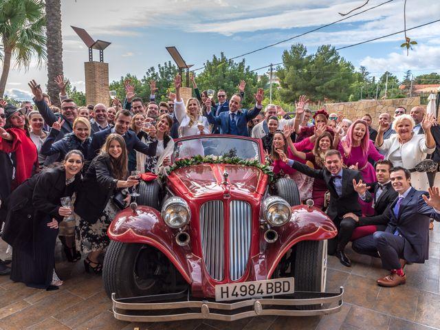 La boda de Iván y María en Alginet, Valencia 37