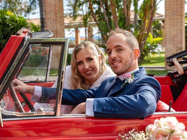La boda de Iván y María en Alginet, Valencia 1
