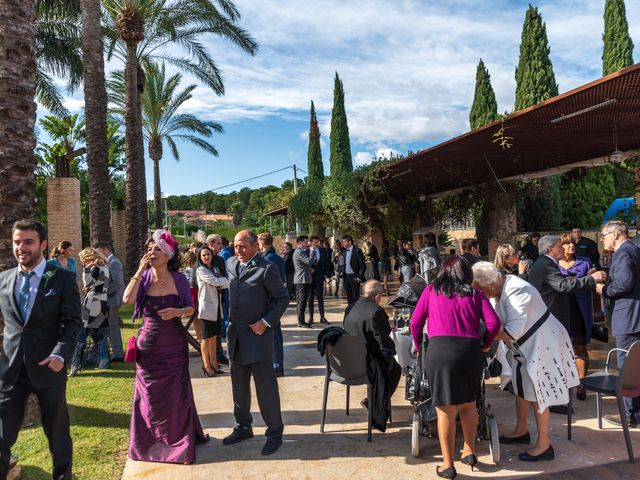 La boda de Iván y María en Alginet, Valencia 36