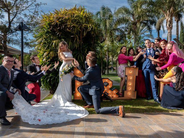 La boda de Iván y María en Alginet, Valencia 41