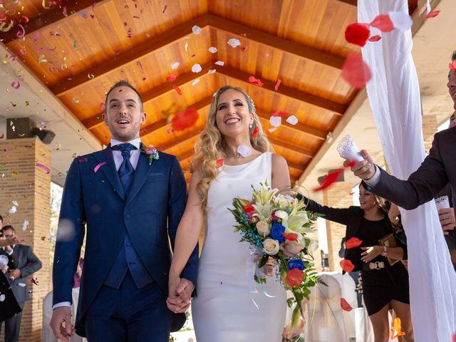 La boda de Iván y María en Alginet, Valencia 32
