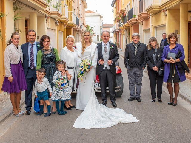 La boda de Iván y María en Alginet, Valencia 9