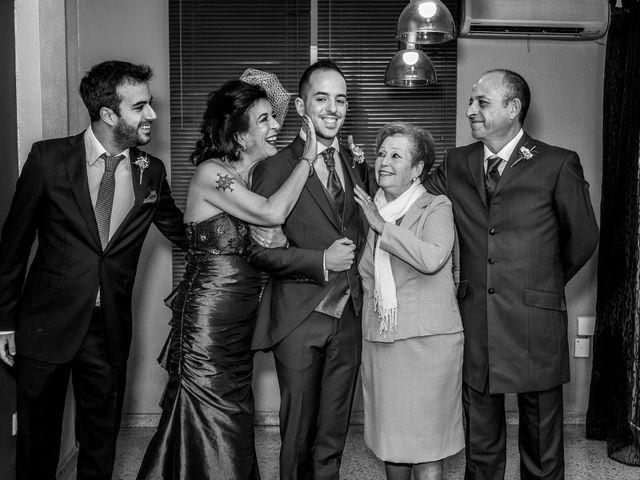 La boda de Iván y María en Alginet, Valencia 16