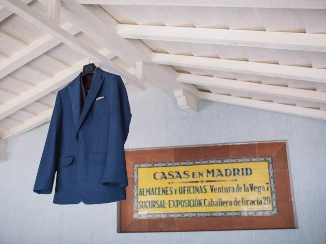 La boda de Javi y Maria en Otero De Herreros, Segovia 28