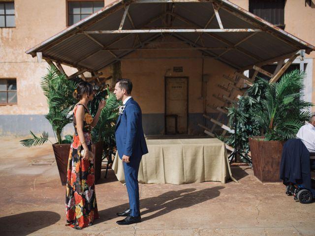 La boda de Javi y Maria en Otero De Herreros, Segovia 72
