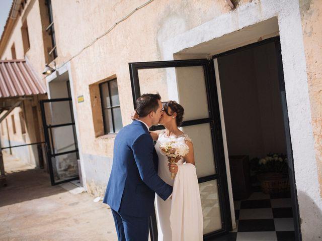 La boda de Javi y Maria en Otero De Herreros, Segovia 73