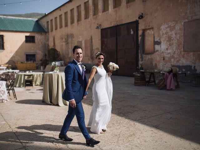 La boda de Javi y Maria en Otero De Herreros, Segovia 74