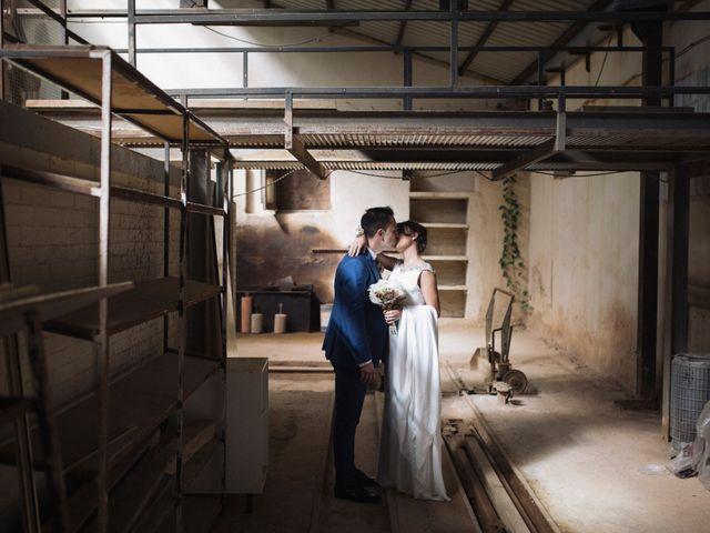 La boda de Javi y Maria en Otero De Herreros, Segovia 75