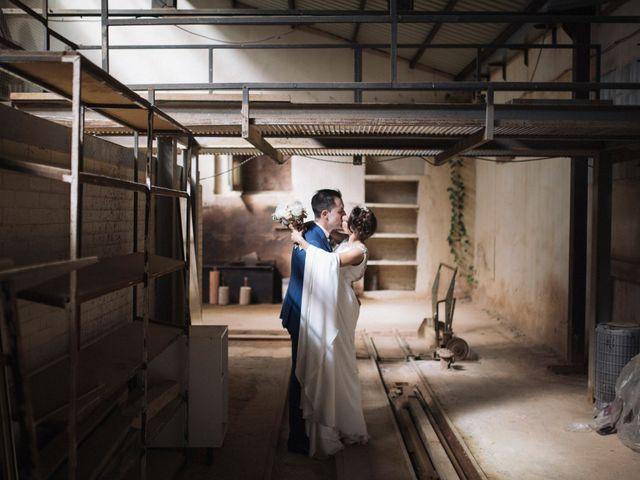 La boda de Javi y Maria en Otero De Herreros, Segovia 76