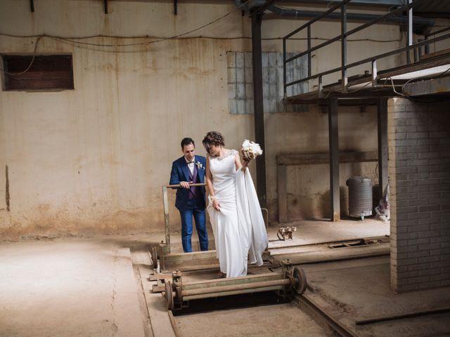 La boda de Javi y Maria en Otero De Herreros, Segovia 78