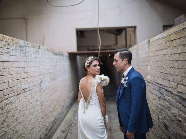 La boda de Javi y Maria en Otero De Herreros, Segovia 79