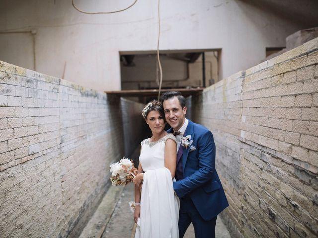 La boda de Javi y Maria en Otero De Herreros, Segovia 81