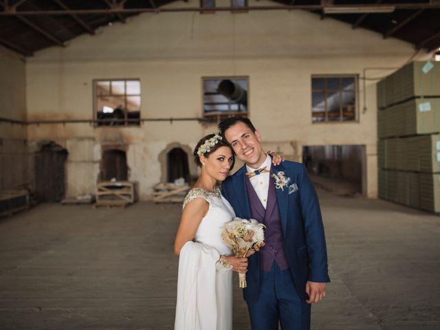 La boda de Javi y Maria en Otero De Herreros, Segovia 84