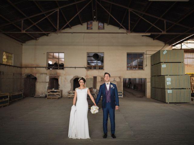 La boda de Javi y Maria en Otero De Herreros, Segovia 85