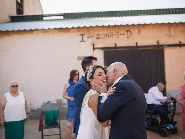 La boda de Javi y Maria en Otero De Herreros, Segovia 87