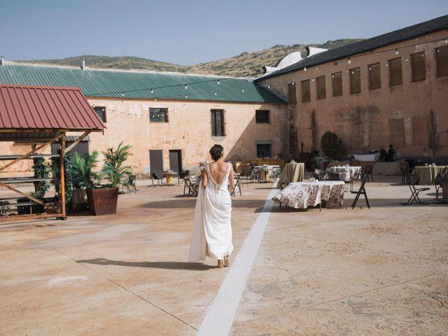 La boda de Javi y Maria en Otero De Herreros, Segovia 88