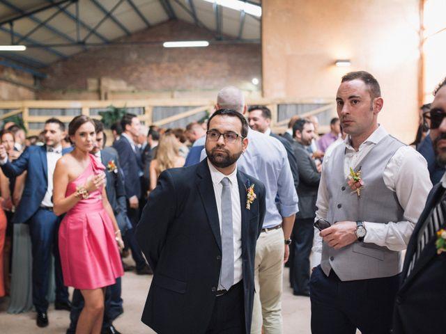 La boda de Javi y Maria en Otero De Herreros, Segovia 92