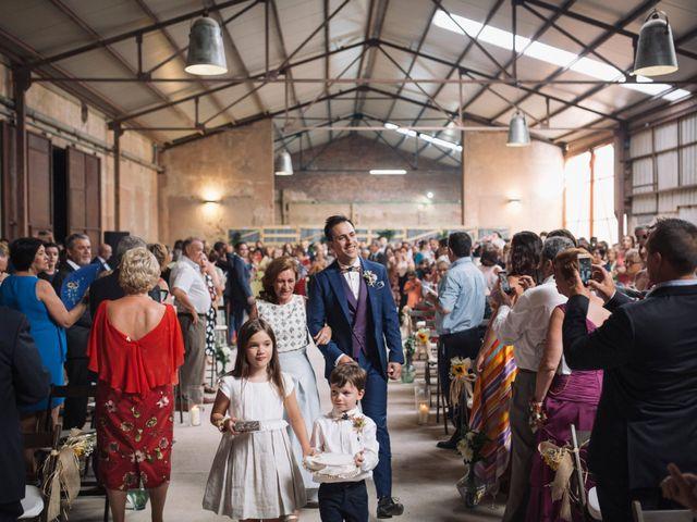 La boda de Javi y Maria en Otero De Herreros, Segovia 93