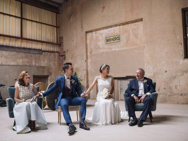 La boda de Javi y Maria en Otero De Herreros, Segovia 96