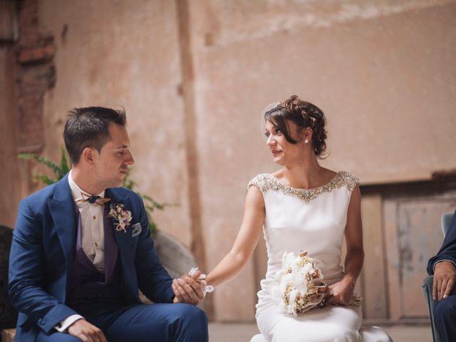La boda de Javi y Maria en Otero De Herreros, Segovia 98