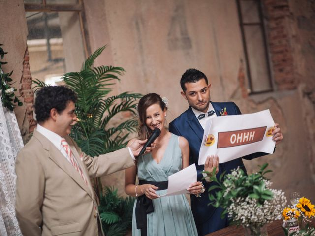 La boda de Javi y Maria en Otero De Herreros, Segovia 99