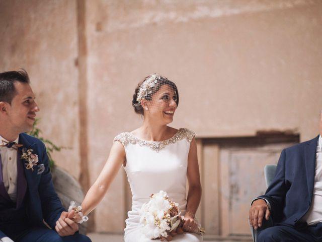 La boda de Javi y Maria en Otero De Herreros, Segovia 102
