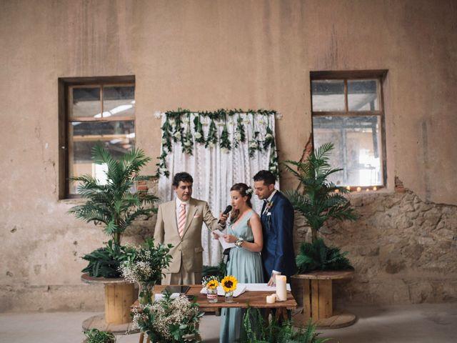 La boda de Javi y Maria en Otero De Herreros, Segovia 103
