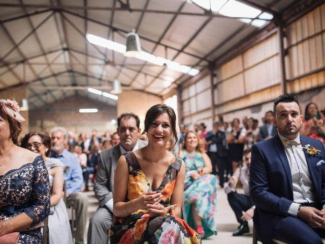 La boda de Javi y Maria en Otero De Herreros, Segovia 105