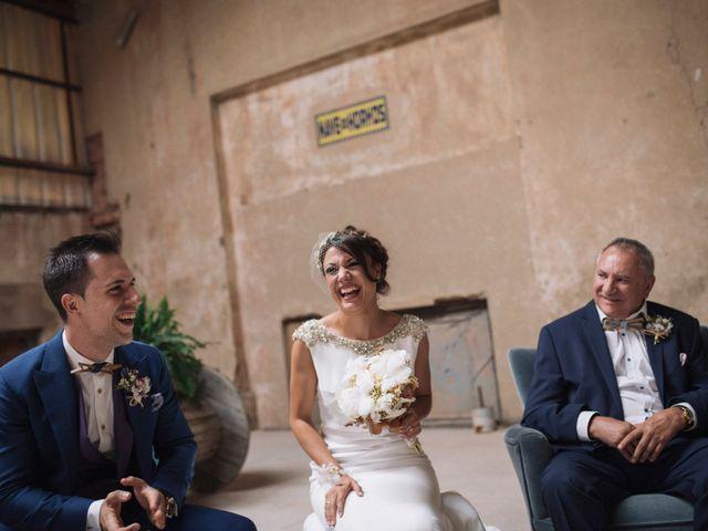 La boda de Javi y Maria en Otero De Herreros, Segovia 106