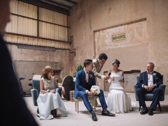 La boda de Javi y Maria en Otero De Herreros, Segovia 107