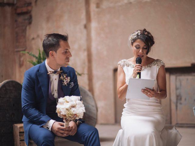 La boda de Javi y Maria en Otero De Herreros, Segovia 108