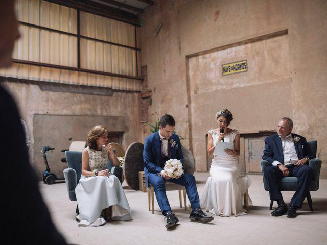 La boda de Javi y Maria en Otero De Herreros, Segovia 109