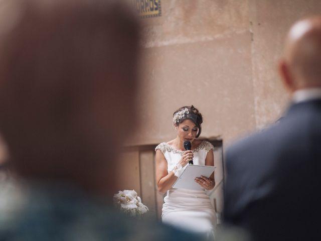 La boda de Javi y Maria en Otero De Herreros, Segovia 110