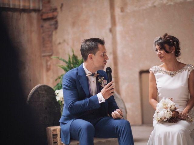 La boda de Javi y Maria en Otero De Herreros, Segovia 112