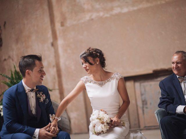 La boda de Javi y Maria en Otero De Herreros, Segovia 113