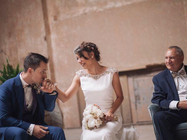 La boda de Javi y Maria en Otero De Herreros, Segovia 114