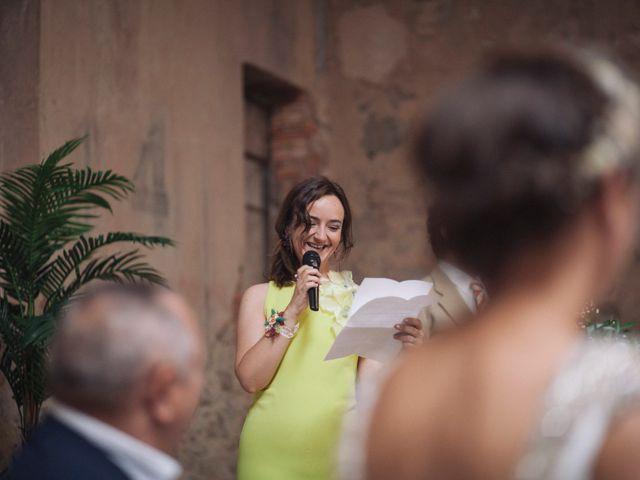 La boda de Javi y Maria en Otero De Herreros, Segovia 116
