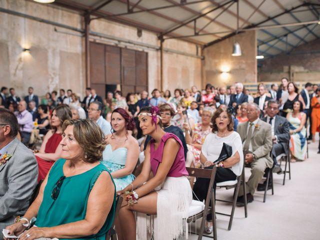 La boda de Javi y Maria en Otero De Herreros, Segovia 117