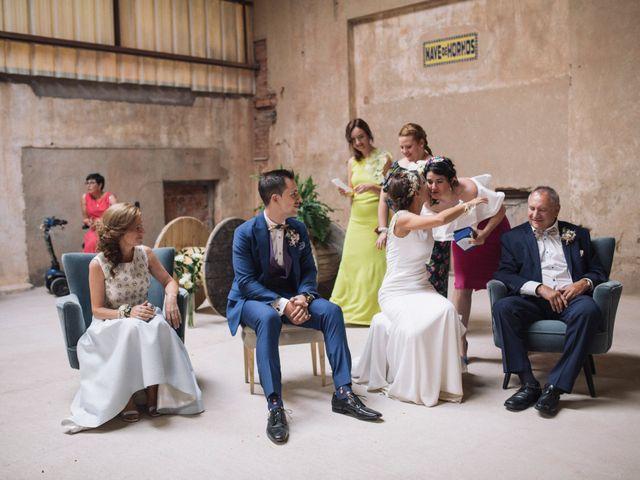 La boda de Javi y Maria en Otero De Herreros, Segovia 119