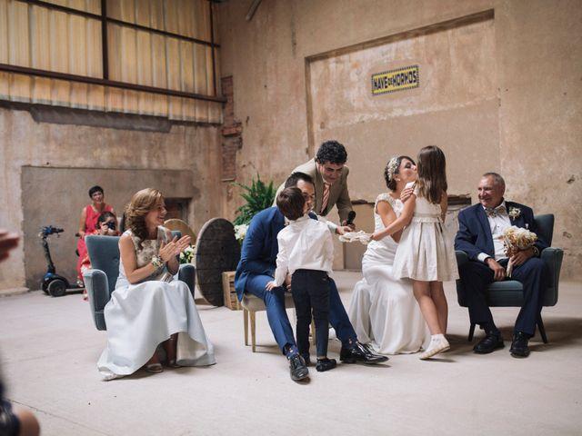 La boda de Javi y Maria en Otero De Herreros, Segovia 120