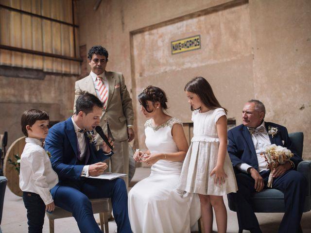 La boda de Javi y Maria en Otero De Herreros, Segovia 121