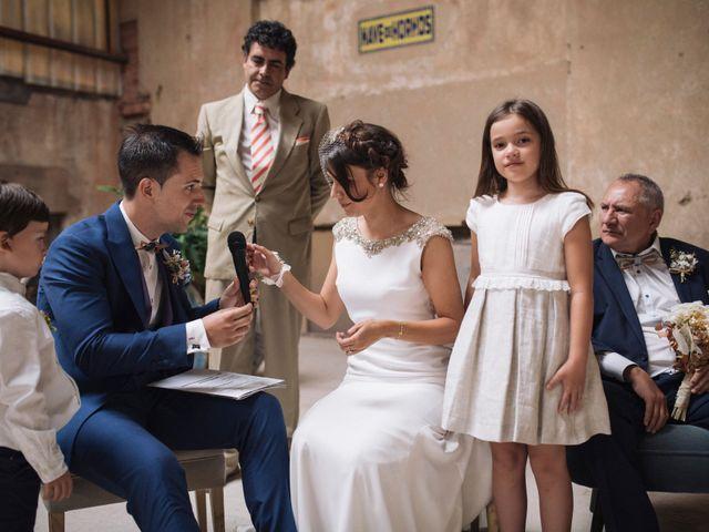 La boda de Javi y Maria en Otero De Herreros, Segovia 122