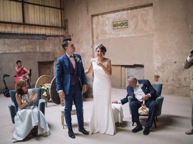 La boda de Javi y Maria en Otero De Herreros, Segovia 123