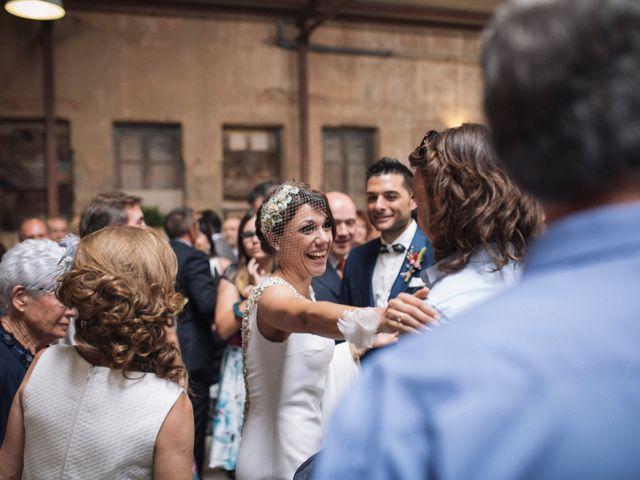 La boda de Javi y Maria en Otero De Herreros, Segovia 124