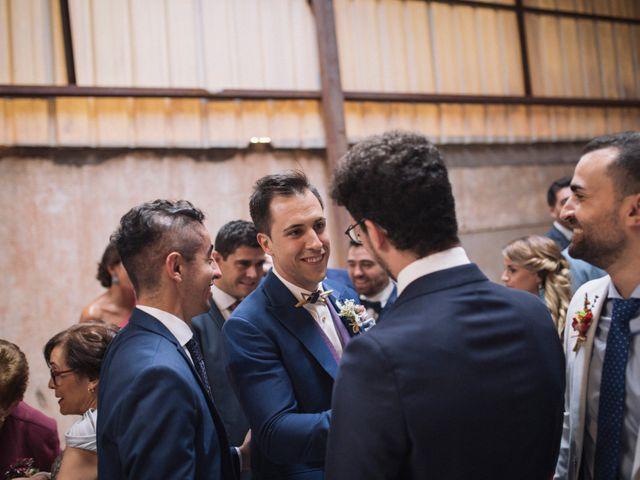 La boda de Javi y Maria en Otero De Herreros, Segovia 125
